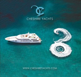Cheshire Yachts Poster