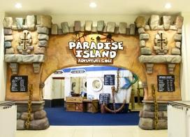 Paradise Island Adventure Golf A