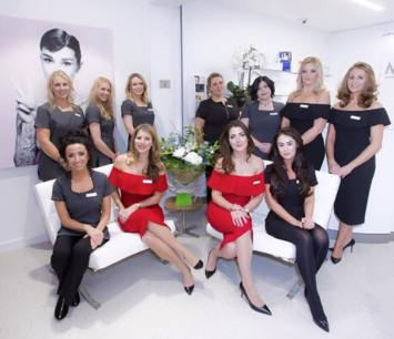 chester-medispa-team-launch-night