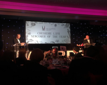 The Cheshire Life Food and Drink Awards at the Carden Park Hotel and Spa, near Chester