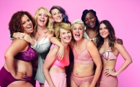 M&S will be donating 20 per cent of pink bra sales to Breast Cancer Now during Breast Cancer Awareness Month this October