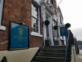 The Townhouse, Chester will host a pop-up in January 2018