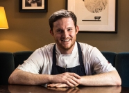 Head Chef Ben Rutherford