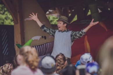 CBeebies favourite Mr Bloom will appear at Chester Zoo's Wild Worlds festival on selected dates this summer (8)