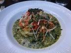 Monkfish & prawn jungle curry