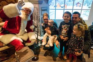 Storytelling with Santa is returning this Christmas