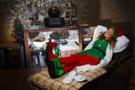 Relaxed elf - relaxtion room