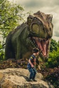 a huge animatronic 'predators_ exhibition revealing reality of extinction, will open at chester zoo this summer (4)