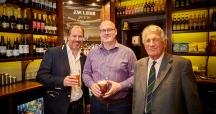 William Lees-Jones Managing Director, Neil Gorman General Manager and Richard Lees-Jones, Chairman