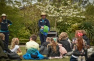 Chester Zoo education team welcome record numbers (3)